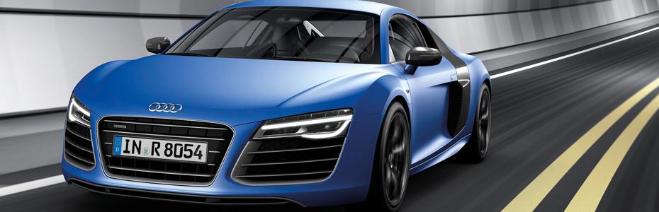 Audi R8 V10 plus - Foto: Audi