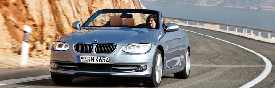 BMW 3er Cabrio, Foto: BMW