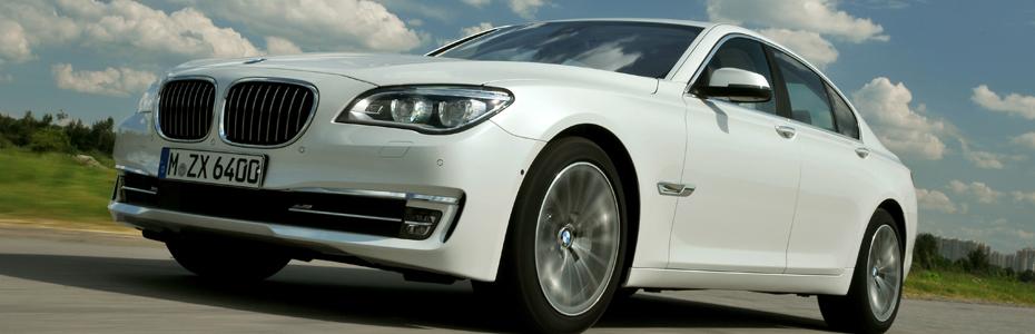 BMW 7er, Foto: BMW