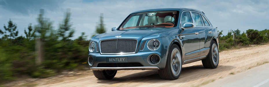 Bentley SUV Studie EXP 9 F, Foto: Bentley