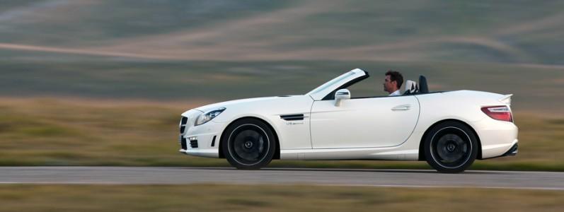 Mercedes SLK, Foto: Mercedes Benz