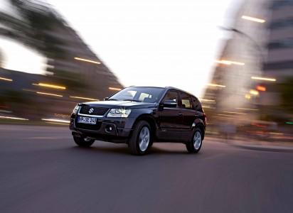 Suzuki Grand Vitara, Foto: Suzuki