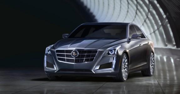 Cadillac CTS Modelljahr 2014, Foto: Cadillac