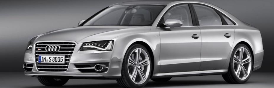 Audi S8, Foto: Audi