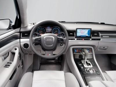 Audi S8 Interieur, Foto: Audi