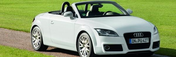 Audi TT Roadster, Foto: Audi