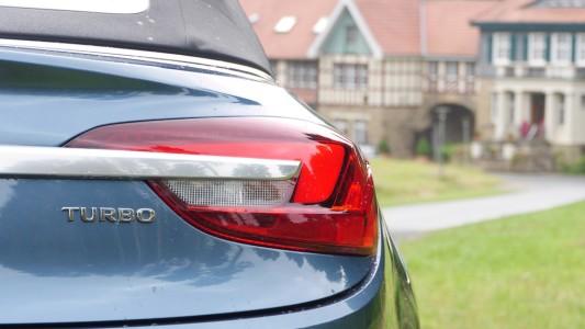 Opel Cascada mit Turbo, Foto: Autogefühl
