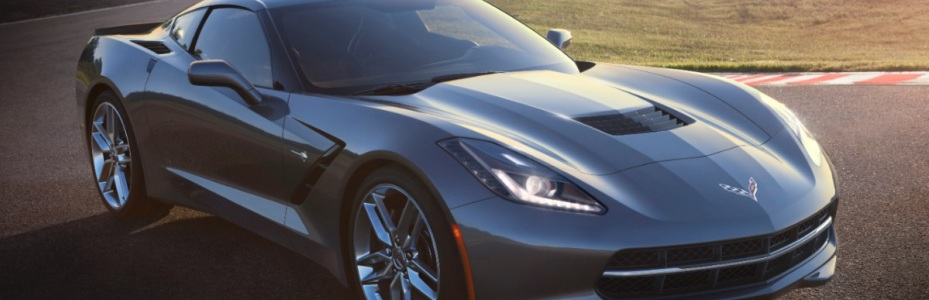 Chevrolet Corvette Stingray, Foto: Chevrolet