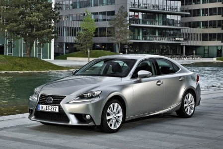 Lexus IS 300h Business Edition, Exterieur, Foto: Lexus