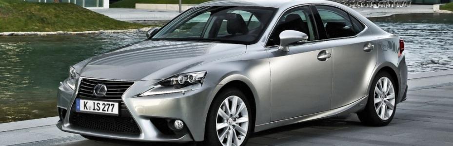 Lexus IS 300h Business Edition, Exterieur, Foto: Lexus