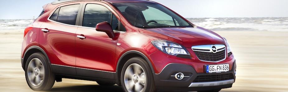 Opel Mokka, Foto: Opel