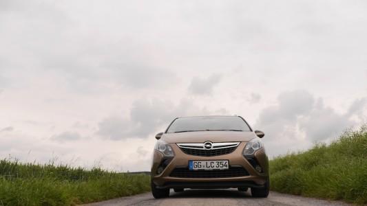 Opel Zafira, Foto: Autogefühl