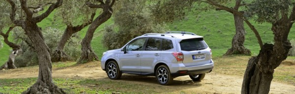Subaru Forster Exterieur, Foto: Subaru