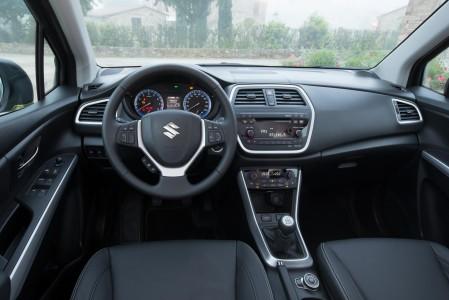 Suzuki SX4 Interieur, Foto: Suzuki