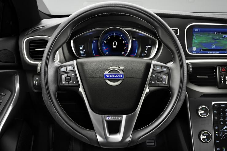 Nieuw Volvo V40 Fahrbericht - von vernünftig bis R - Autogefühl AE-68