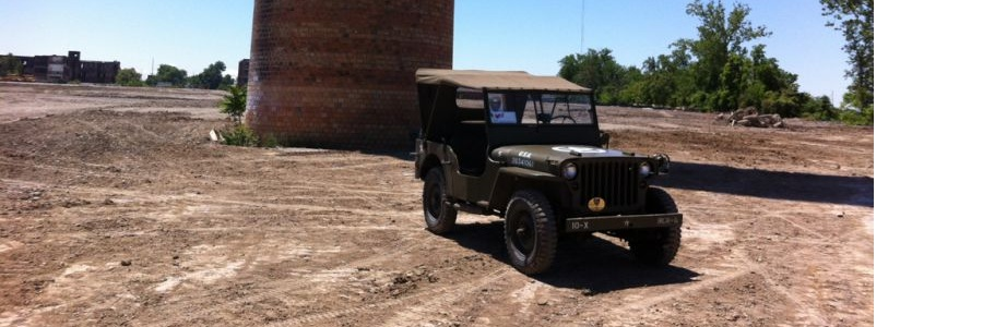 Willys MB Jeep Baujahr 1943, Foto: Jeep