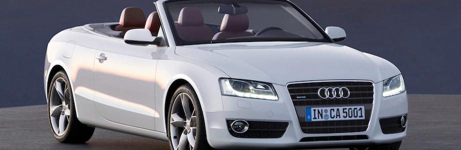 Audi A5 Cabriolet (pre-facelift), Foto: Audi