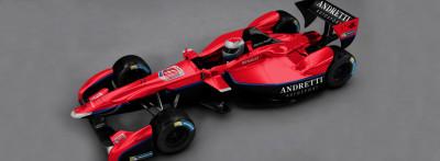 Das Formel E Auto von Andretti, Foto: Andretti / Formula E