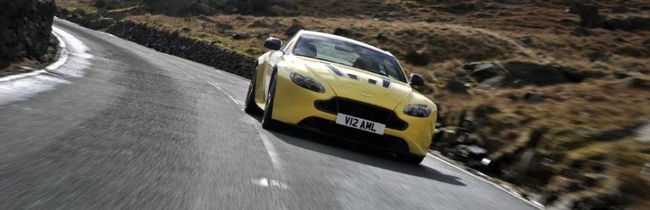 Aston Martin V12 Vantage S, Foto: Aston Martin
