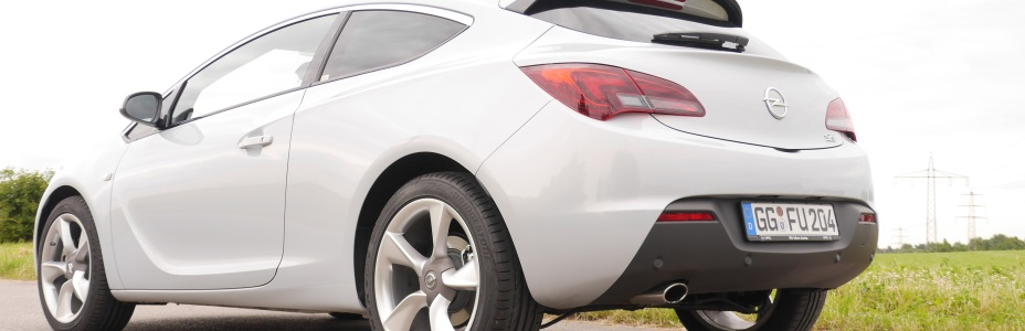 Opel Astra GTC, Foto: Autogefühl