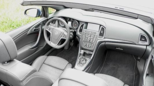 Opel Cascada Interieur, Foto: Autogefühl