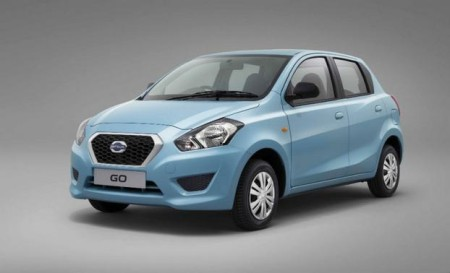 Der neue Mini-Kleinwagen Nissan Datsun Go, Foto: Nissan