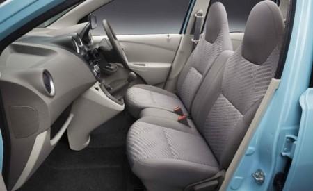 Der neue Kleinwagen Nissan Datsun Go, Interieur, Foto: Nissan