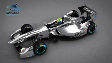 So sieht das neue Formula E Auto aus, Foto: Formula E