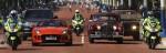 Jaguar Land Rover Schaulaufen für die Queen