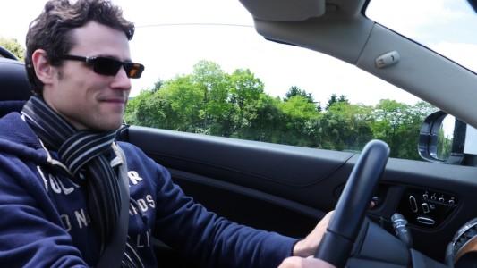 Cabrio fahren ist ein muss! Mit #Thomas. Foto: Autogefühl