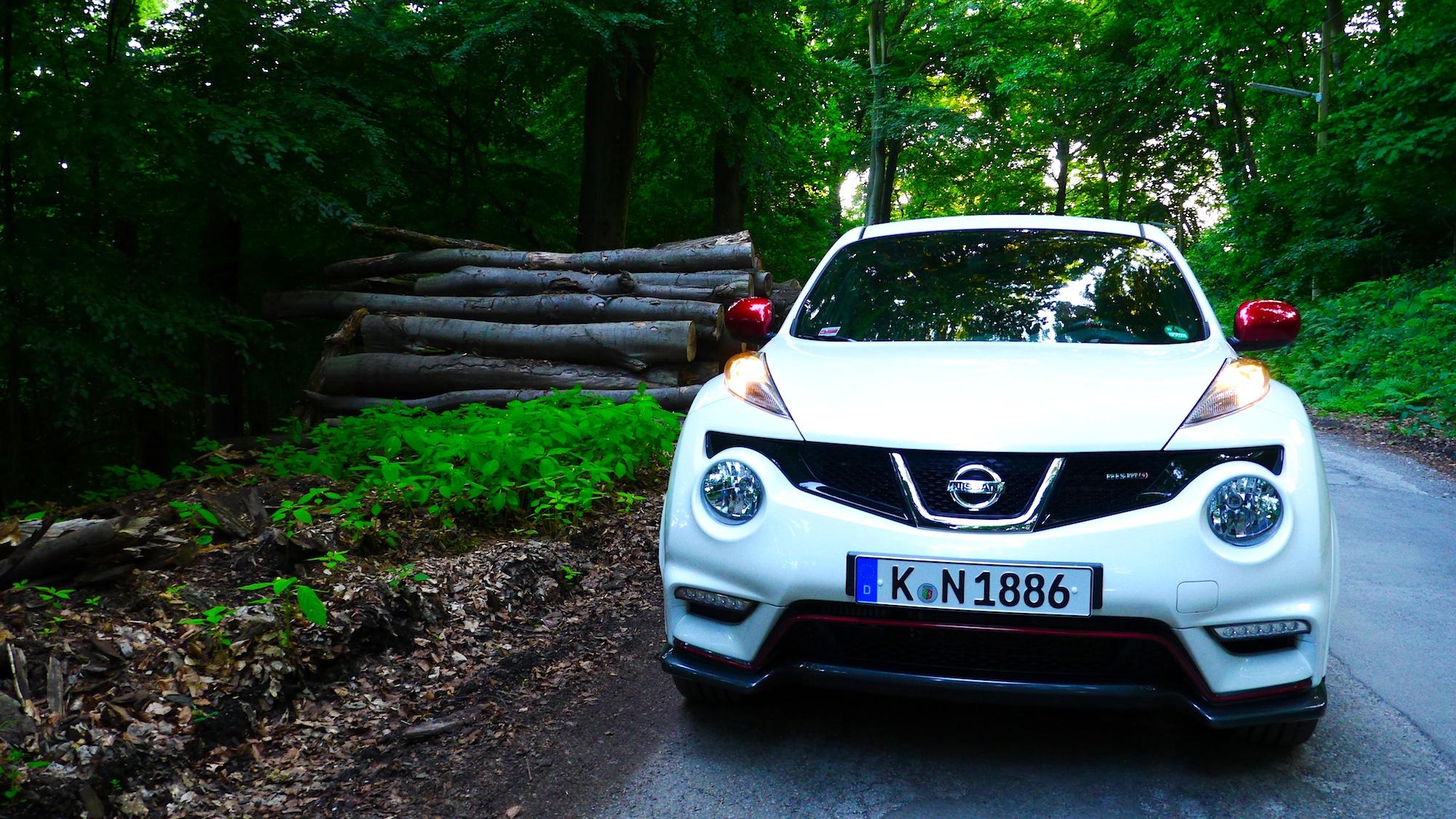 Nissan juke nismo fahrbericht autogef hl for Fahrbericht nissan juke