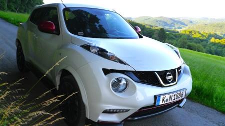 Nissan Juke Nismo im Fahrbericht, Foto: Autogefühl