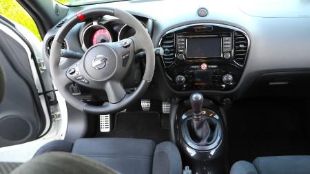 Nissan Juke Nismo Interieur, Foto: Autogefühl