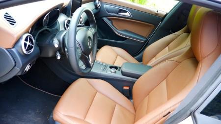 Mercedes CLA Interieur