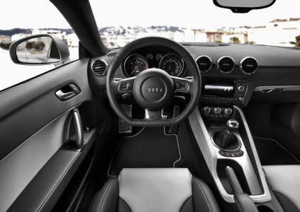 Audi TT Interieur, Foto: Audi