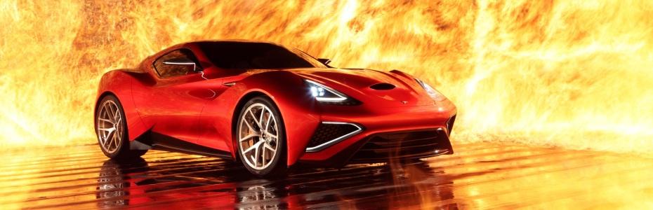 V12 Power im Icona Vulcano, Foto: Icona