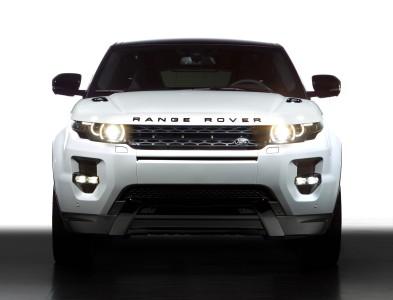 Range Rover Evoque mit Black Pack, Foto: Land Rover