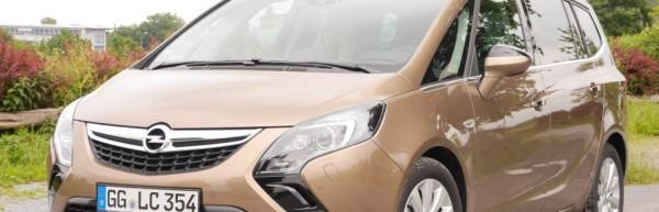 Opel Zafira Tourer, Foto: Autogefühl