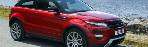 Range Rover Evoque, Foto: Land Rover