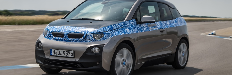 BMW i3, Foto: BMW