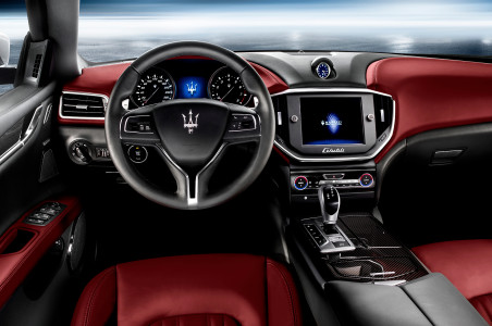 Maserati Ghibli Interieur, Foto: Maserati