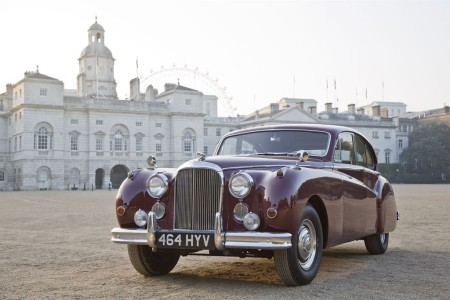 1955 Jaguar Mark VIIM Limousine, Foto: Jaguar