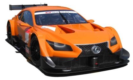 Lexus LF-CC in der Super GT, GT500 Serie, Foto: Super GT