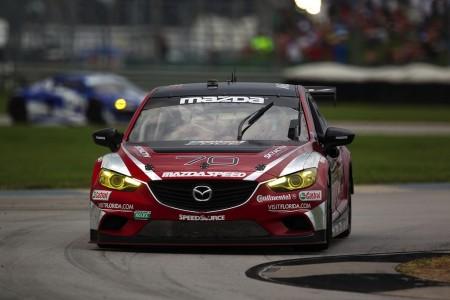 Mazda 6 Skyactiv-D-Clean-Diesel in Indianapolis, Foto: Mazda