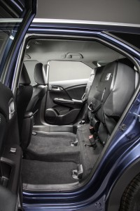 Honda Civic Tourer Magic Seats, Foto: Honda