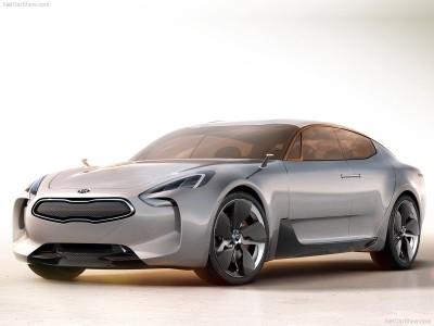 KIA GT Concept, Foto: KIA