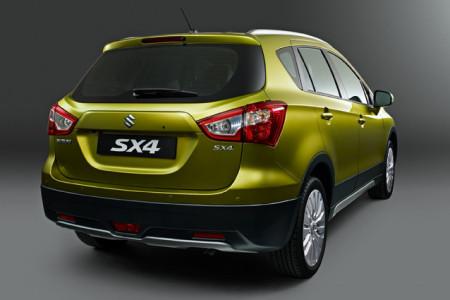 Suzuki SX4 S-Cross, Foto: Suzuki