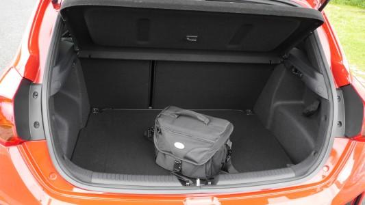 KIA cee'd GT Kofferraum, Foto: Autogefühl