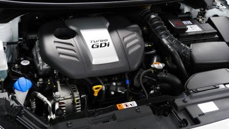 KIA pro_cee'd GT 1.6 Liter Turbomotor, Foto: Autogefühl