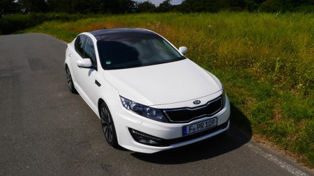 KIA Optima, Foto: Autogefühl
